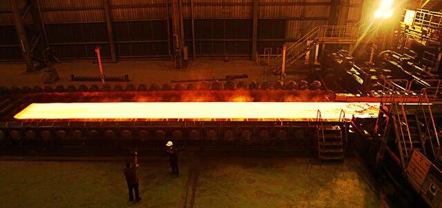 فولاد اکسین خوزستان در حال بازگشت به جایگاه اصلی خود است