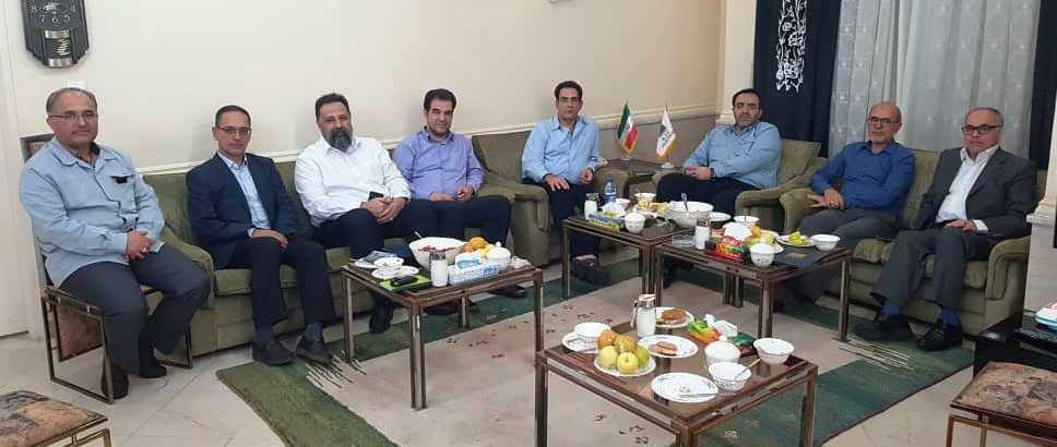 تفاهم نامه فیمابین فولاد خوزستان و کشتیرانی جمهوری اسلامی ایران به امضا رسید
