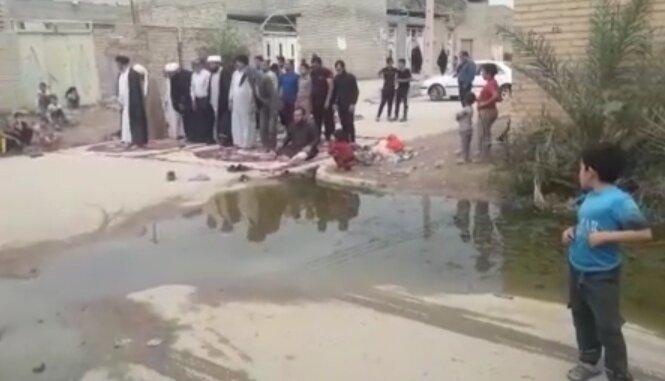شرحی کوتاه بر یک حرکت اعتراضی از سوی روحانیت محترم استان خوزستان!